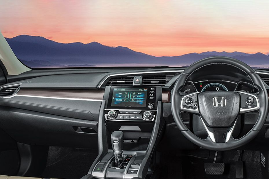 Honda Civic DashBoard Image
