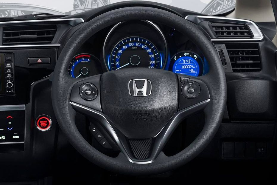 Honda WRV Steering With Cruise Control