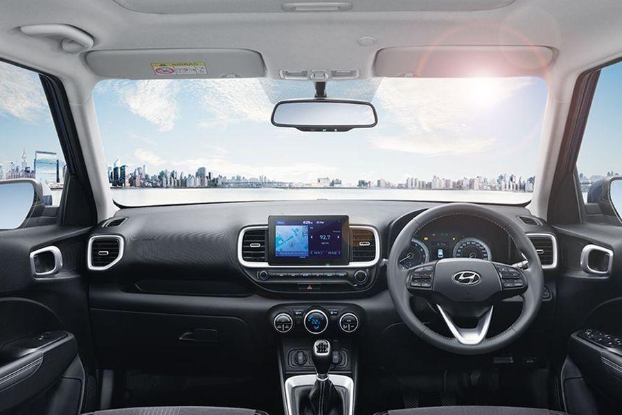 Hyundai Venue DashBoard Image