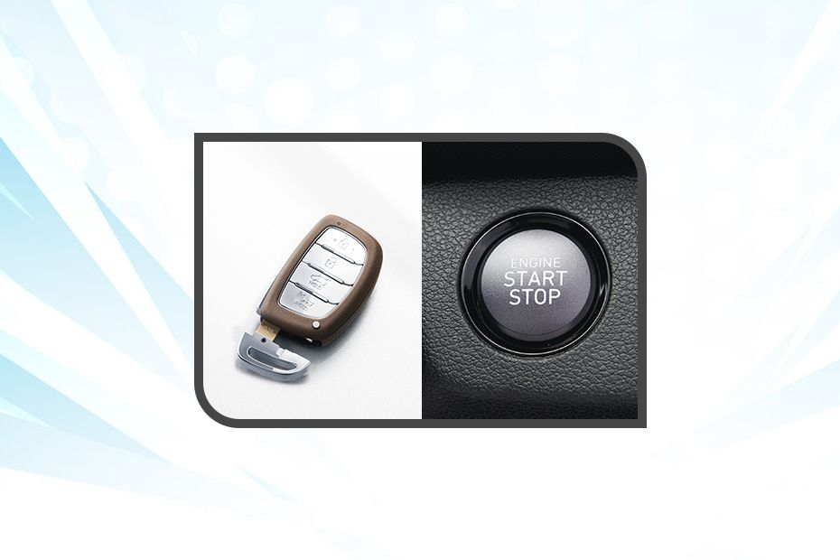 Hyundai Venue Ignition/Start-Stop Button Image