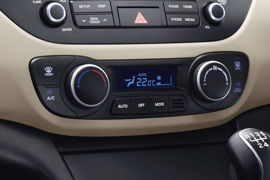 Hyundai Xcent Automatic Climate Control