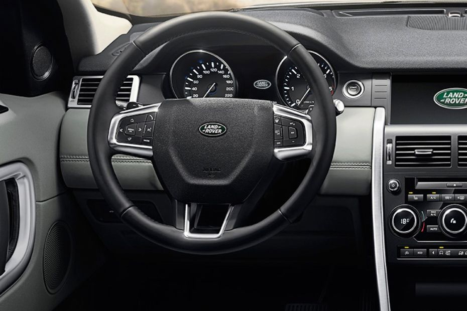 Land Rover Discovery Sport Steering Wheel Image