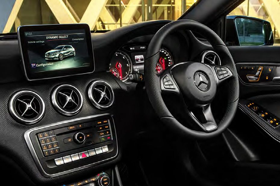 Mercedes-Benz A-Class Multi-Functional Steering