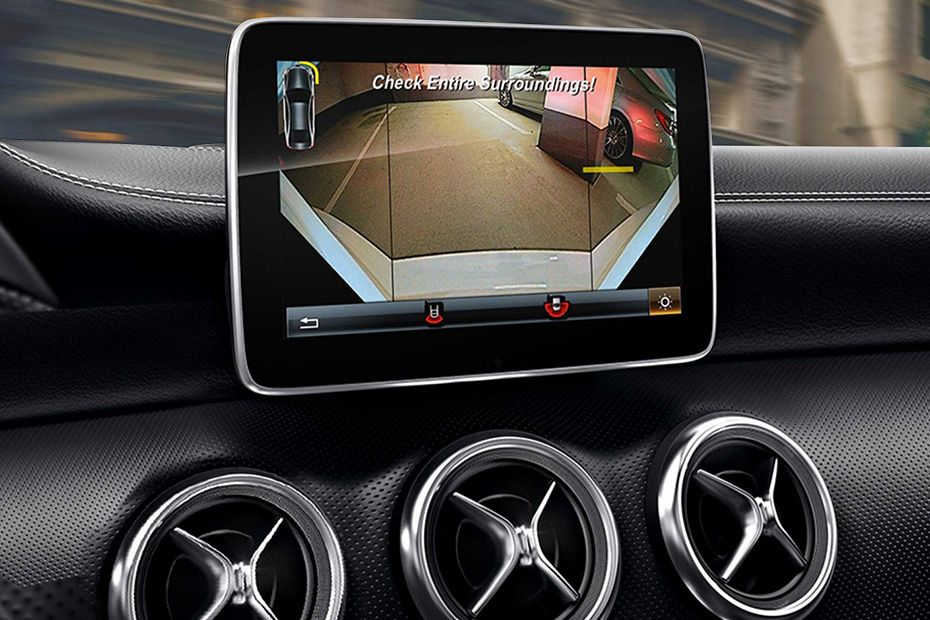 Mercedes-Benz A-Class Reverse Camera