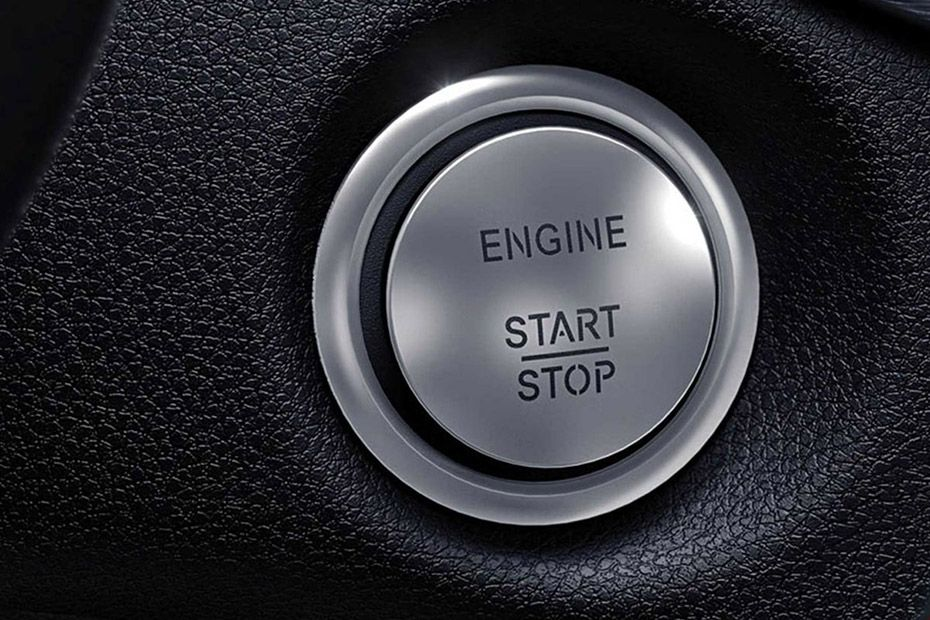 Mercedes-Benz CLA Ignition/Start-Stop Button Image