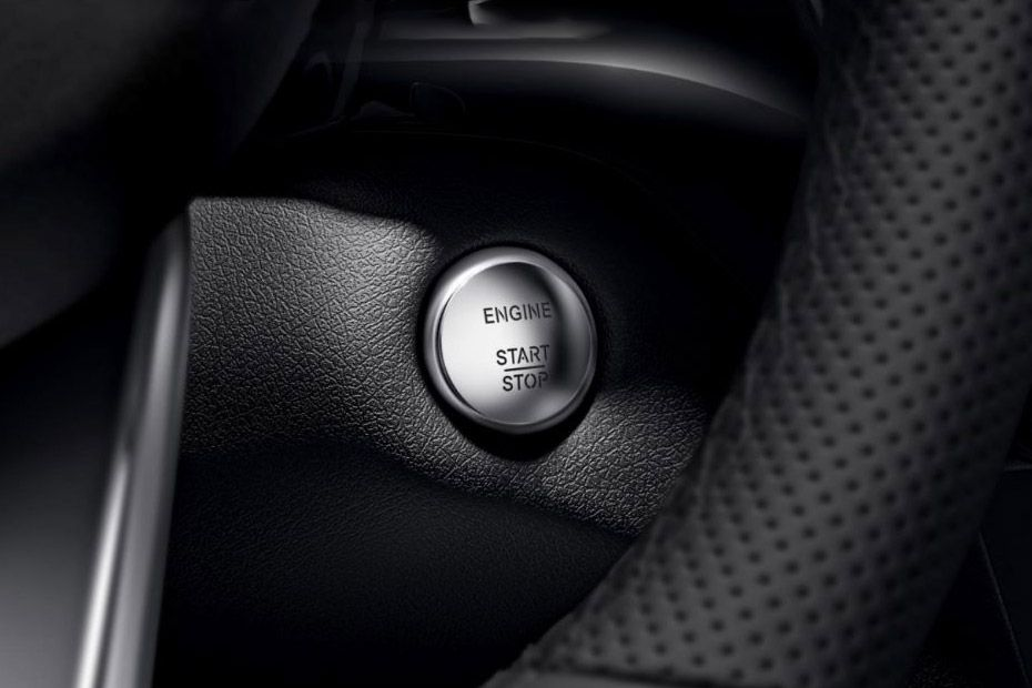 Mercedes-Benz GLA Class Ignition/Start-Stop Button Image
