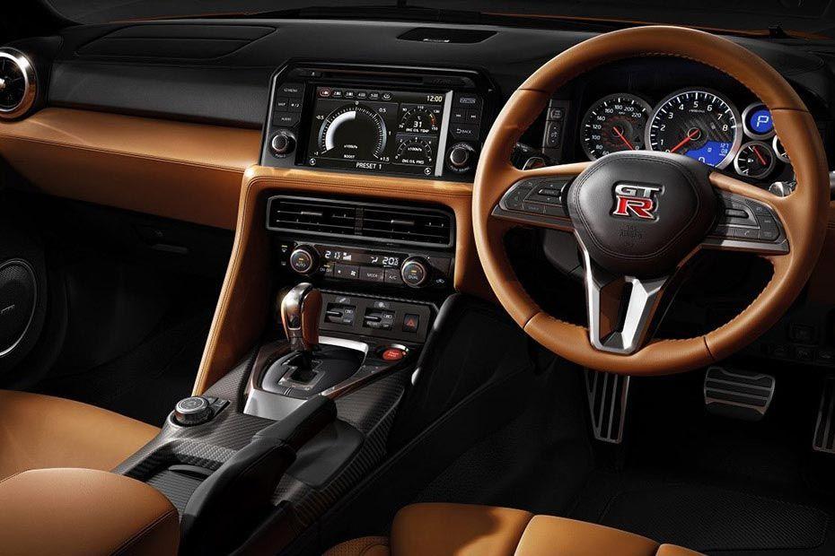 Nissan GTR DashBoard Image