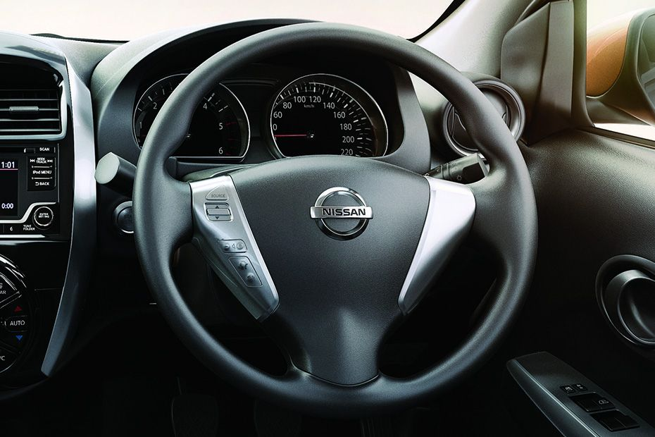 Nissan Sunny Informative MID Unit