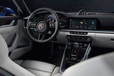 Porsche 911 DashBoard Image