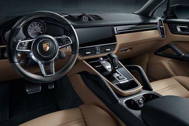 Porsche Cayenne DashBoard Image