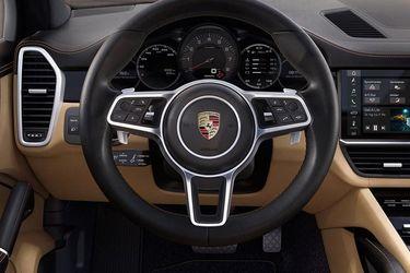 Porsche Cayenne Steering Wheel Image