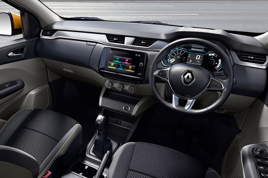 Cars With Third Row Seating >> Renault Triber Images - Triber Interior & Exterior Photos & Gallery