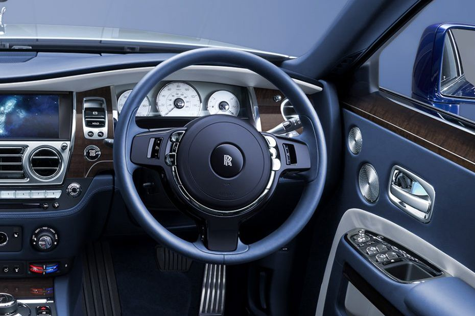 Rolls Royce Ghost Steering Wheel Image