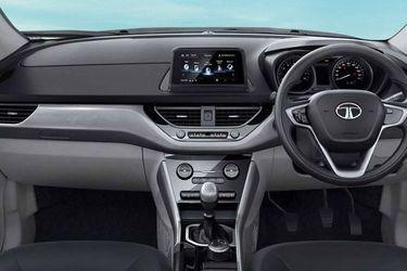 Tata Nexon Dual Tone Dashboard