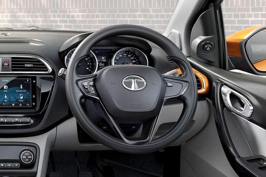 Tata Tiago Steering Wheel Image