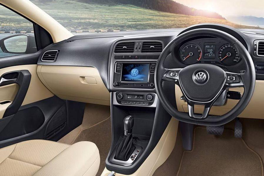 Volkswagen Vento Dashboard