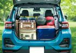 Toyota Raize Open Trunk Image