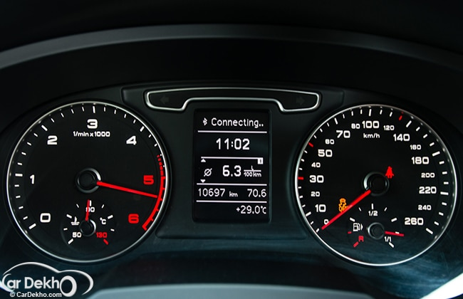 What is the top speed of Audi Q3? | CarDekho.com