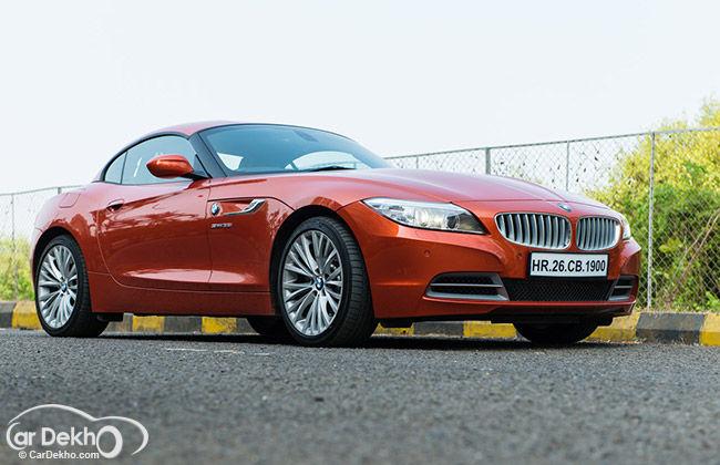 BMW Z4 Road Test Images