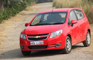 Chevrolet Sail Hatchback Road Test Images