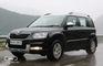 Skoda Yeti Road Test Images