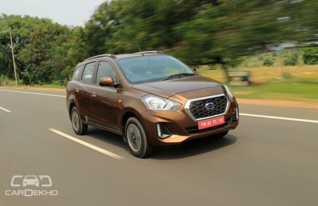 Datsun Go Plus Price August Offers Images Review Specs