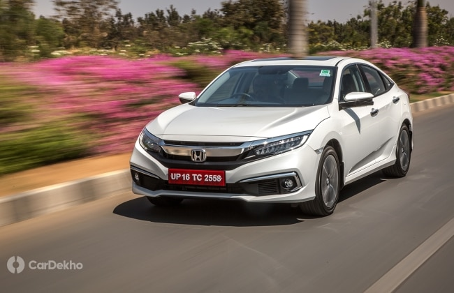 Honda Civic Price (August Offers!), Images, Review & Specs