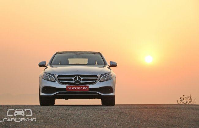 Mercedes-Benz E-Class LWB