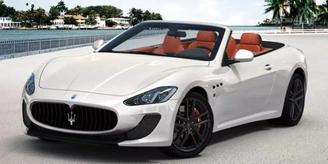 Maserati car picture