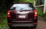 Chevrolet Captiva Road Test Images