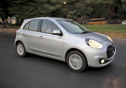 Renault Pulse Road Test Images