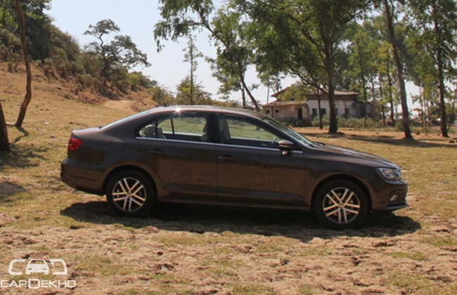 Volkswagen Jetta Road Test Images
