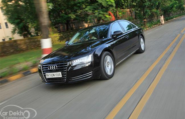 Audi A8 L 4 2 Tdi V8 Enchantingly Luxurious Cardekho Com