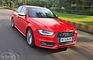 Audi S4 Road Test Images