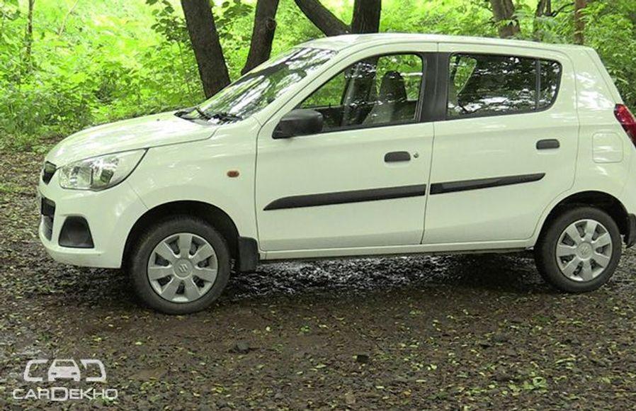 Maruti Alto K10 Road Test Images