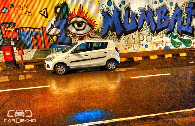 Maruti Alto K10 Road Test Images