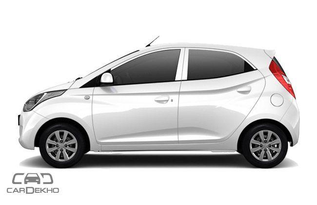Hyundai Eon Price Images Mileage Reviews Specs