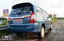 Toyota Innova Road Test Images