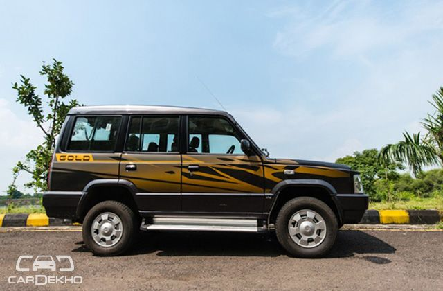 Tata Sumo Road Test Images