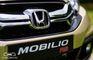 Honda Mobilio Road Test Images