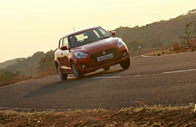Maruti Swift Price (August Offers!), Images, Review & Specs