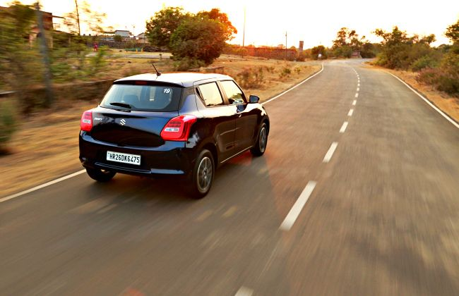 Maruti Swift Price (September Offers!), Images, Review & Specs