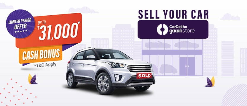 Sell Your Car at CarDekho Gaadi Store