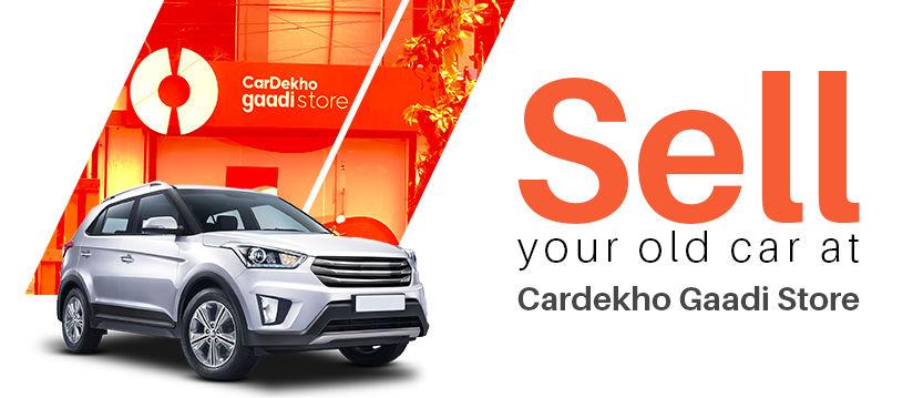 Sell Your Car at CarDekho Gaadi Store